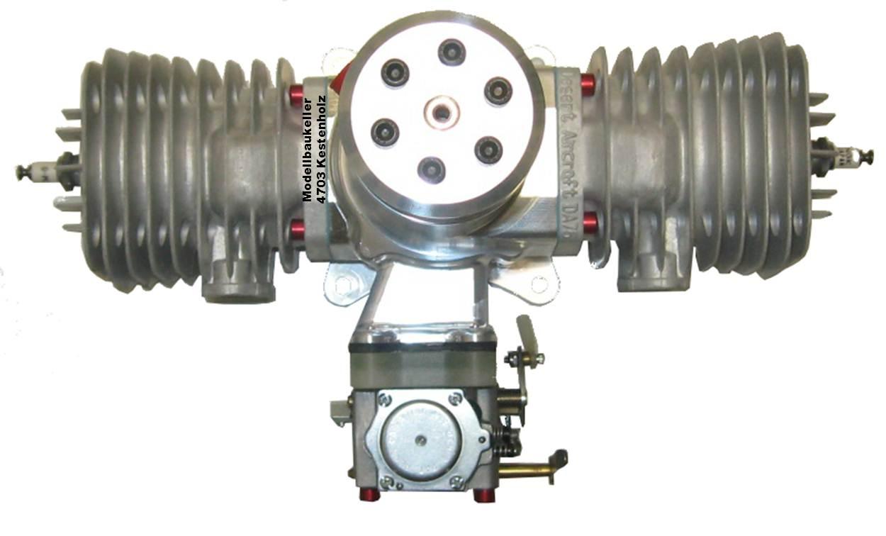 DA150 - Modellbaukeller Aero GmbH, 4703 Kestenholz
